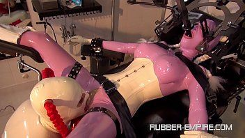 Enormous rubber gurls