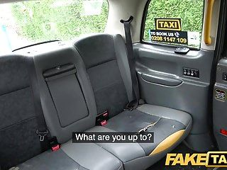 Fake Taxi Diminutiv British Minx mag Anal Ass Call in Taxi