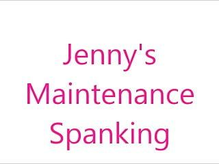 Free preview: jennys maintenance flogging