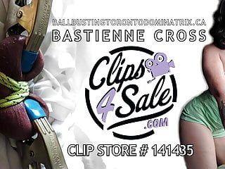 Bastienne Cross und Jayne Doe Tickle Kasting-Spreizleiste