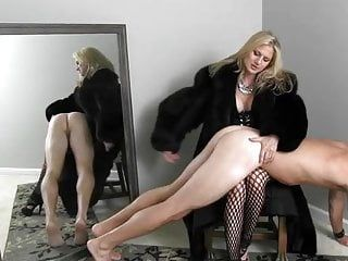 Erotische drubbing domina aleana
