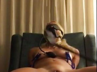 Valuable slavegirl castigation two